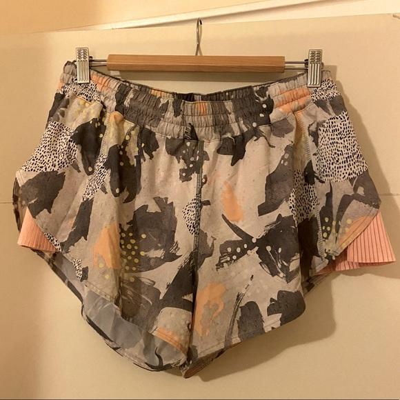 Lululemon running shorts. Size 12.